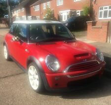 Mini Cooper s Supercharged 2003 (52) Nice Project *LOW STARTING BID NO RESERVE*
