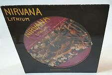NIRVANA Lithium Picture Disc Sonic Youth Mudhoney Sub Pop Grunge Foo Fighters