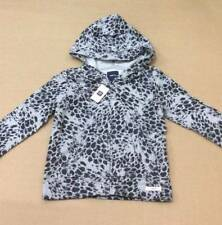 NWT Girls Gap Kids Girls Leopard Animal Print Hoodie Size XS (4-5) & S (6-7)