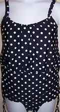 11592    MISSES SIZE 2 Pc Black/White Swimsuit Assorted Sizes Available