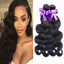 4 Bundles /200g Brazilian Human Hair Weft Virgin Body Wave Hair Extensions