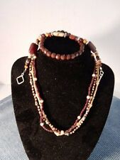 Costume Bead Necklaces & Bracelets