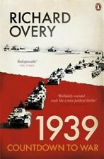 1939 by Richard Overy Paperback Book (English)