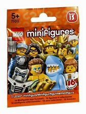 LEGO Minifigures Series 15 71011! NEW SEALED PACKETS! MANY AVAILABLE!