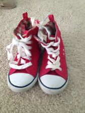Girls Cotton On High Tops Size 8.0