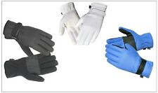 Borraq Winter Horse Riding Gloves with 70gms of Thinsulate & Extra Grippy Palms