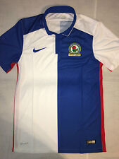 The new Nike Blackburn Rovers FC Home Jersey Mens 2015/2016