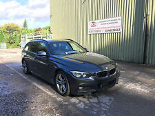 2015 65 BMW 320D M SPORT TOURING AUTO STOLEN RECOVERED UNRECORED DAMAGED SALVAGE