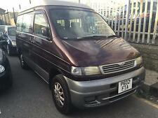 1996 Mazda BONGO CAMPER VAN  STARTS+DRIVES SPARES OR REPAIRS
