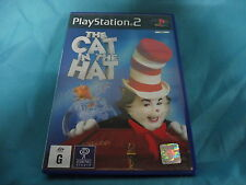 Cat In The Hat Sony Playstation 2