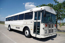 2005 Thomas Built 44-Person 36' Bus, Only 49k Miles, CAT Diesel 210 hp Engine!