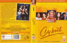 CYBILL SERIES 1 DVD CYBILL SHEPHERD COMEDY TV