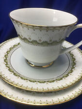 Noritake Japan 2254 Katrina  Dinner Tea Set of two