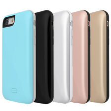 For iPhone7 7 Plus External Power Bank Pack Backup Battery Charger Case Cover