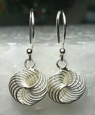 925 Sterling Silver Solid Earring Hook Style 1Pair,3Pairs,5Pairs