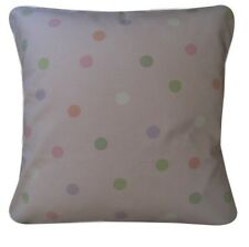 Cushion Covers Made With Mollie Spot Laura Ashley Fabric Pink Girls Nursery
