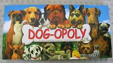 DOG-OPOLY THE MONOPOLY FOR the CANINE LOVER DOGOPOLY 100% complete