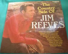 Jim Reeves  The country side of J.R. /RCA Camden/12