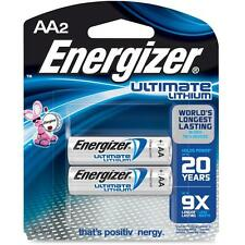 NEW Energizer AA 9V AAA Lithium Batteries Ultimate Lithium Battery Packs