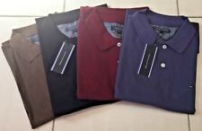 NWT Tommy Hilfiger Polo T-Shirt, Genuine, 100% Cotton, Short sleeve Slim Fit!