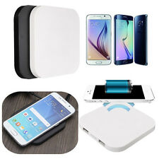 QI Wireless Power Charging Pad & Receiver For Moto / iPhone/ Samsung / LG/ HTC