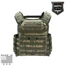 DRTO High Threat Tactical Plate Carrier