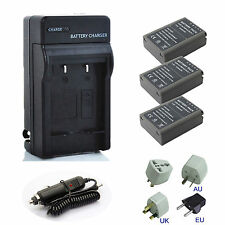 New Battery / Charger for Olympus OM-D E-M1, EM1 , OMD E-M5, EM5 Digital Camera