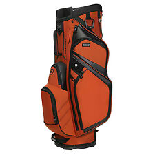 OGIO SILENCER CART GOLF BAG -NEW 2016- 14 WAY TOP w/ 8 POCKETS