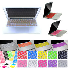 "Cover For Macbook 12"" Pro Retina & Air 13"" 15"" Silicone Film Keyboard Protector"