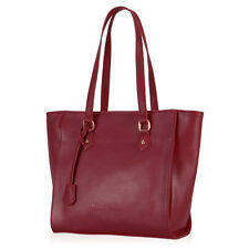 Large Womens PU Tote Handle Shoulder Bag Office Lady Satchel Purse Weekend Totes