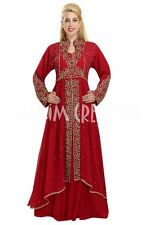 2018 NEW ARRIVAL BEAUTIFUL MOROCCAN KAFTAN DESIGN FOR WOMEN ONLY DRESS 5907