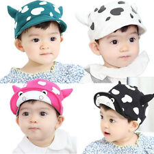 1pcs New Beret Sun Cap Milk Baseball Hat Cotton Cute Child Baby Toddler Infant