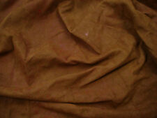 Tan/red cowhide for leathercraft Small pieces Barkers Hide & Leather Skins N272