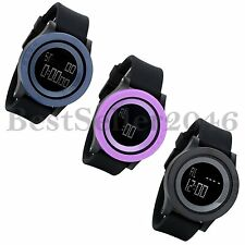 Mens Digital Watch Big Face LED Sport Waterproof Boys Girls Electronic Watches