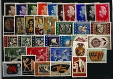 Greece 1964  Complete Year set MNH **  Catalog Value 34.00 Euro!!!