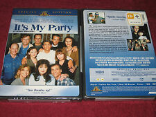 DVD ''IT'S MY PARTY'' WITH OLIVIA NEWTON-JOH,GREGORY HARRISON,ERIC ROBERTS. NEW!
