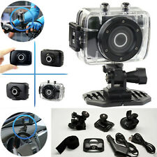 1280*720 HD Helmet Cam Sports Mini DV Action Digital Video Waterproof Camera NEW