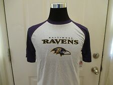 New Purple and White Baltimore Ravens Youth NFL T-Shirt All Sizes Available Nice