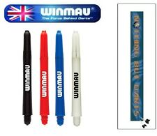 Winmau Signature Series Nylon Dart Stems Shafts (Choose your length & colour)