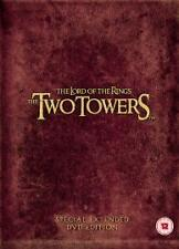 The Lord Of The Rings - The Two Towers (DVD, 2005, 4-Disc Set, Special...