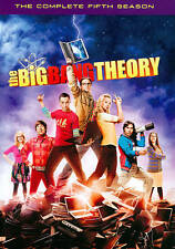 The Big Bang Theory: The Complete Fifth Season DVD BOXSET MUST SEE TV COMEDY