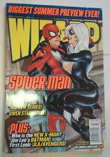 Wizard Comics Magazine 130 Spider-Man vs Black Cat Cvr Terry Dodson