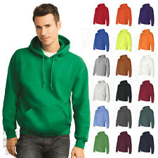 Gildan Men's Pullover Hoodie Sweater DryBlend Hooded Sweatshirt S-3XL - 12500