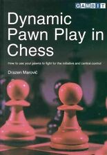 Dynamic Pawn Play in Chess by Drazen Marovic Paperback Book (English)