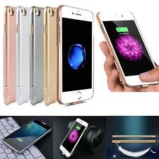 Ultra Slim External Power Battery Charger Bank Case Pack Cover For iPhone 7 Plus