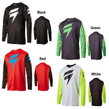 Shift 2017 Mens Adult WHIT3 Ninety Seven Jersey S,M,L,XL Black,Red,Green,White