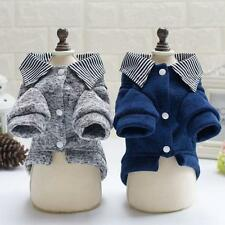 Puppy Pet Dog Cat Sweater Coat Winter Pet Clothes Apparel Costume S-XXL