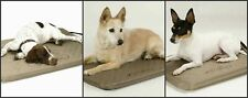 K&H Lectro Indoor Outdoor Soft Heated Dog Pet Bed with cover Small Medium Large
