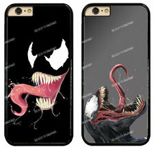 New Venom Marvel Comics Superheroes Hard Phone Case For iPhone Samsung Sony LG