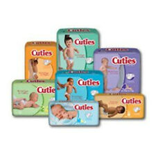 Cuties Baby Diapers | First Quality